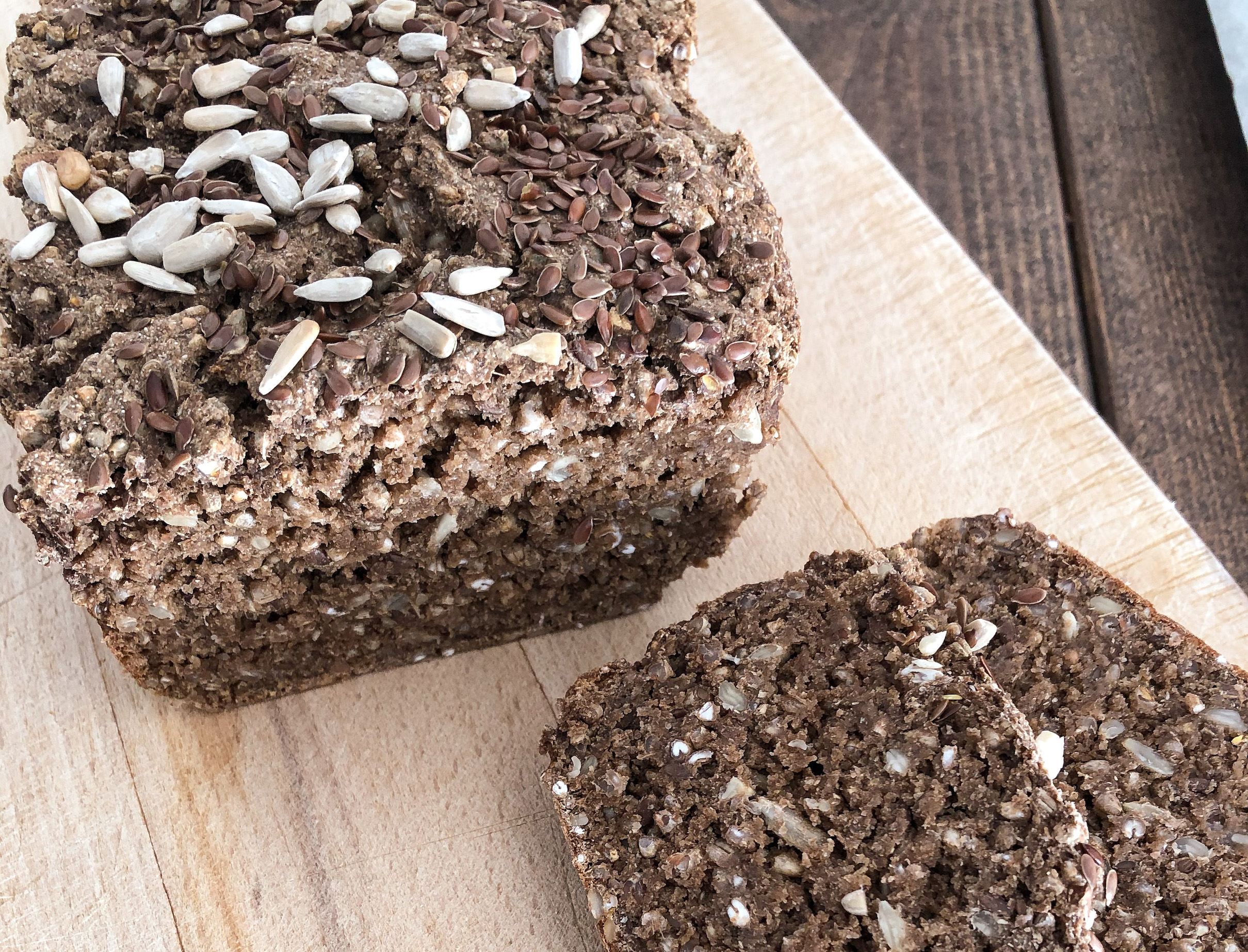 The easy rye bread without sourdough with Agrain® 03 Stout Super Grain Flour