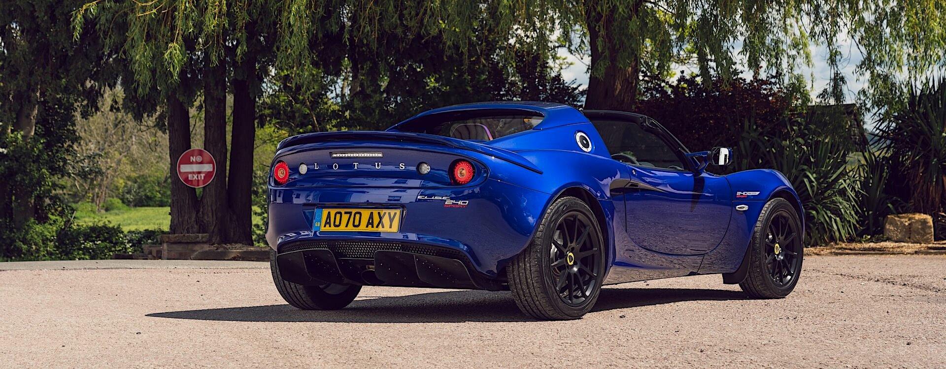 Lotus x Donkervoort - Préparation