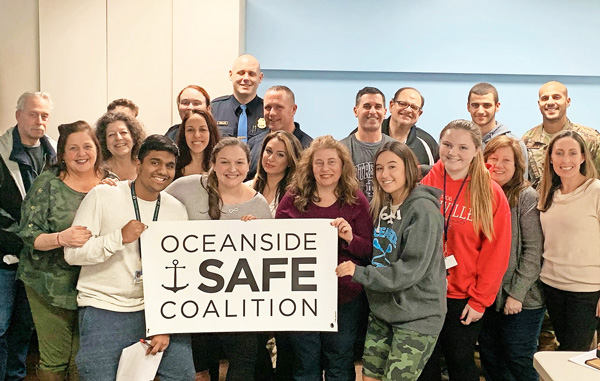 Oceanside SAFE makes Local News!
