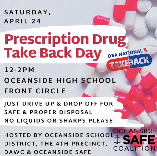 Prescription Drug Take Back Day - 2021