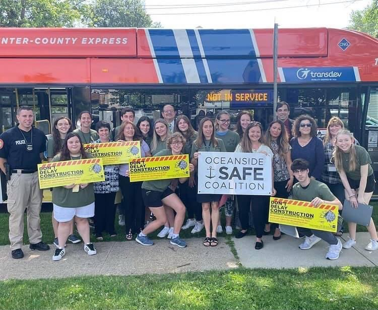 NICE Bus Prevention Campaign Kick Off