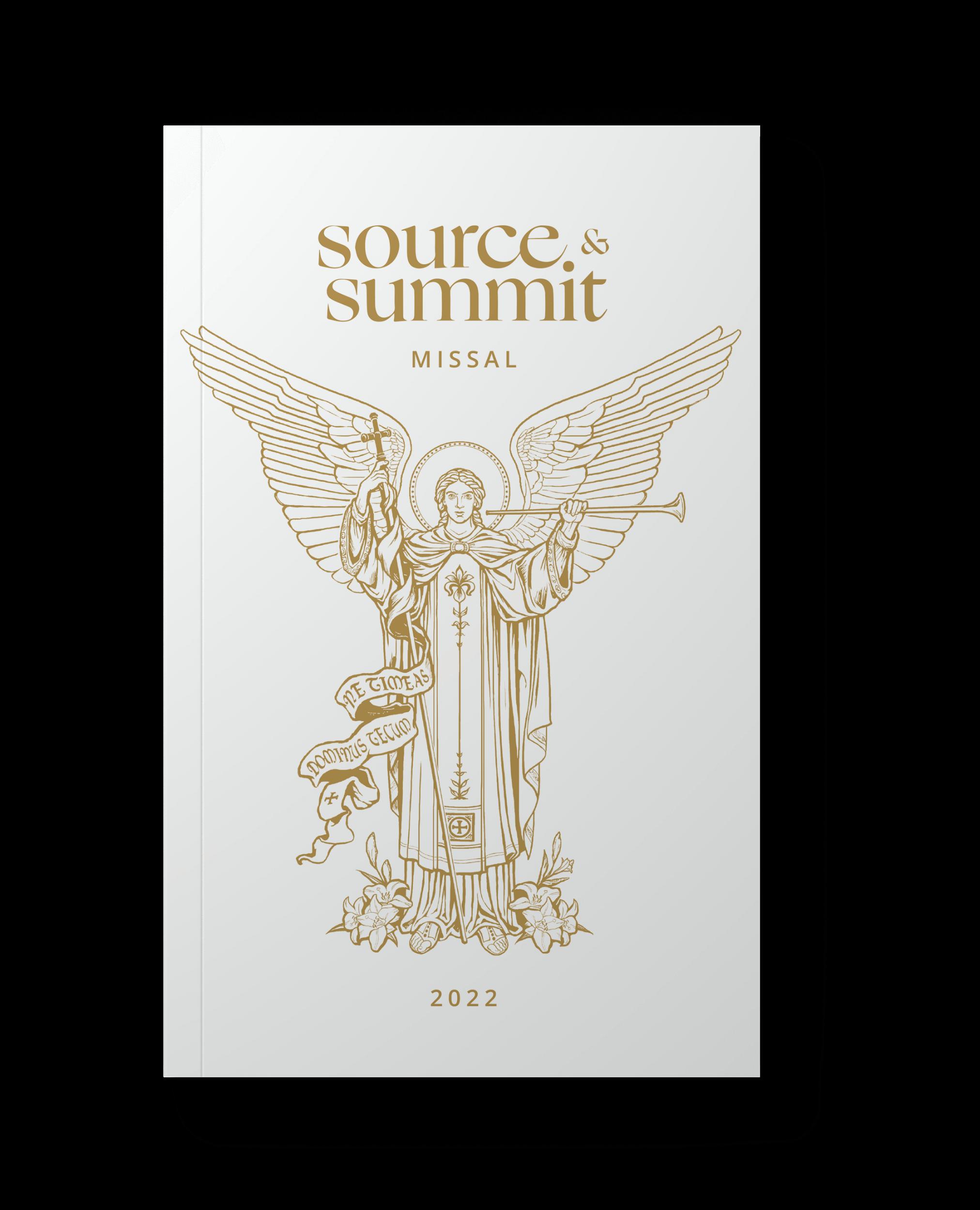 The 2022 Source & Summit Missal