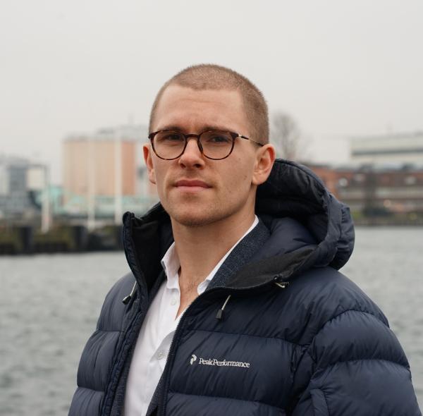 Bra talang lockar ny talang, välkommen Fabian Andersson.