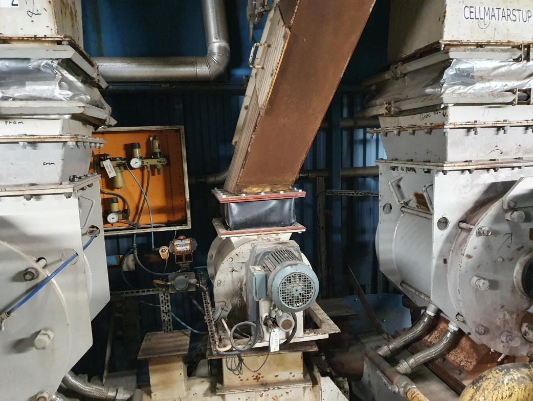 Underhåll av panna hos Perstorp Chemicals