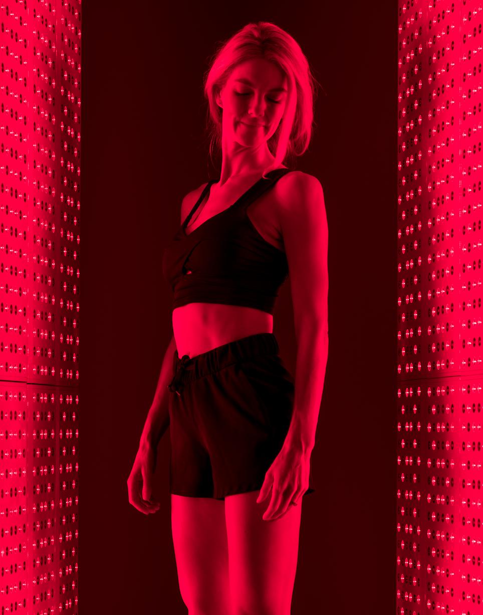 Red Light Therapy at Livkraft Wellness La Jolla