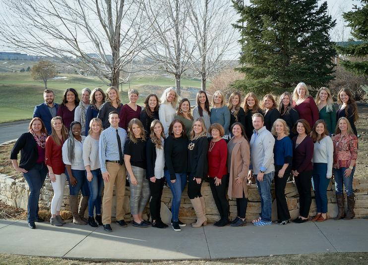 Executivevents team photo
