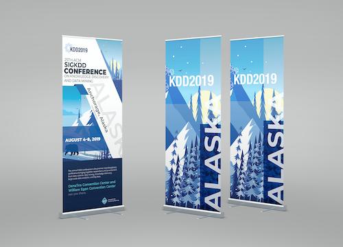 event signage design