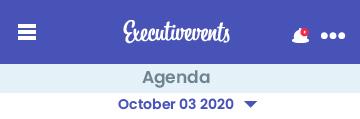 event app branding