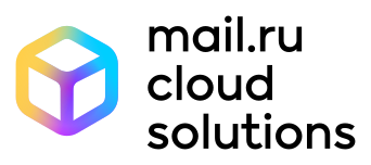 mail.ru cloud solutions logo