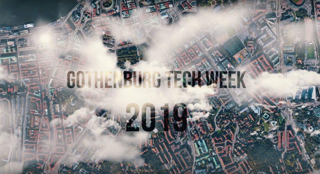 Packed programme during #gbgtechweek – Göteborg & Co