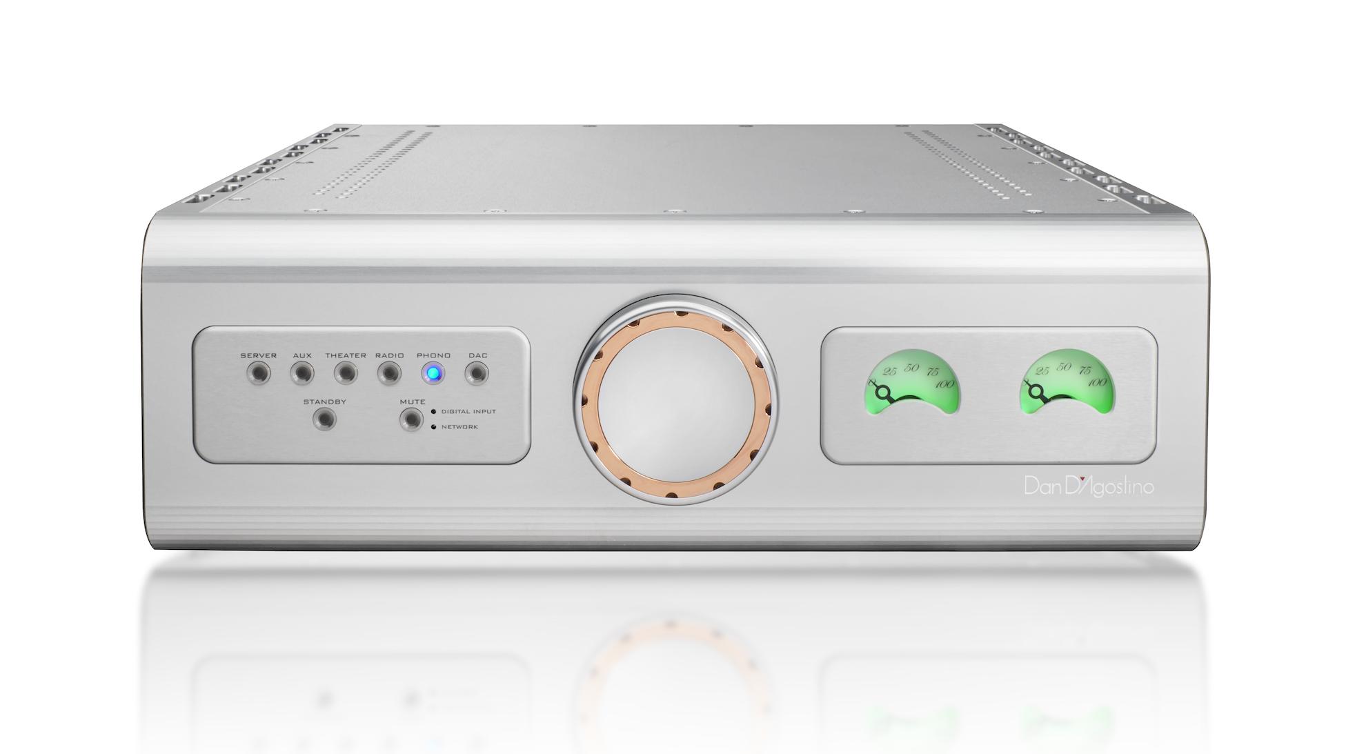 High End Verstärker D'Agostino Progression Integrated Amplifier