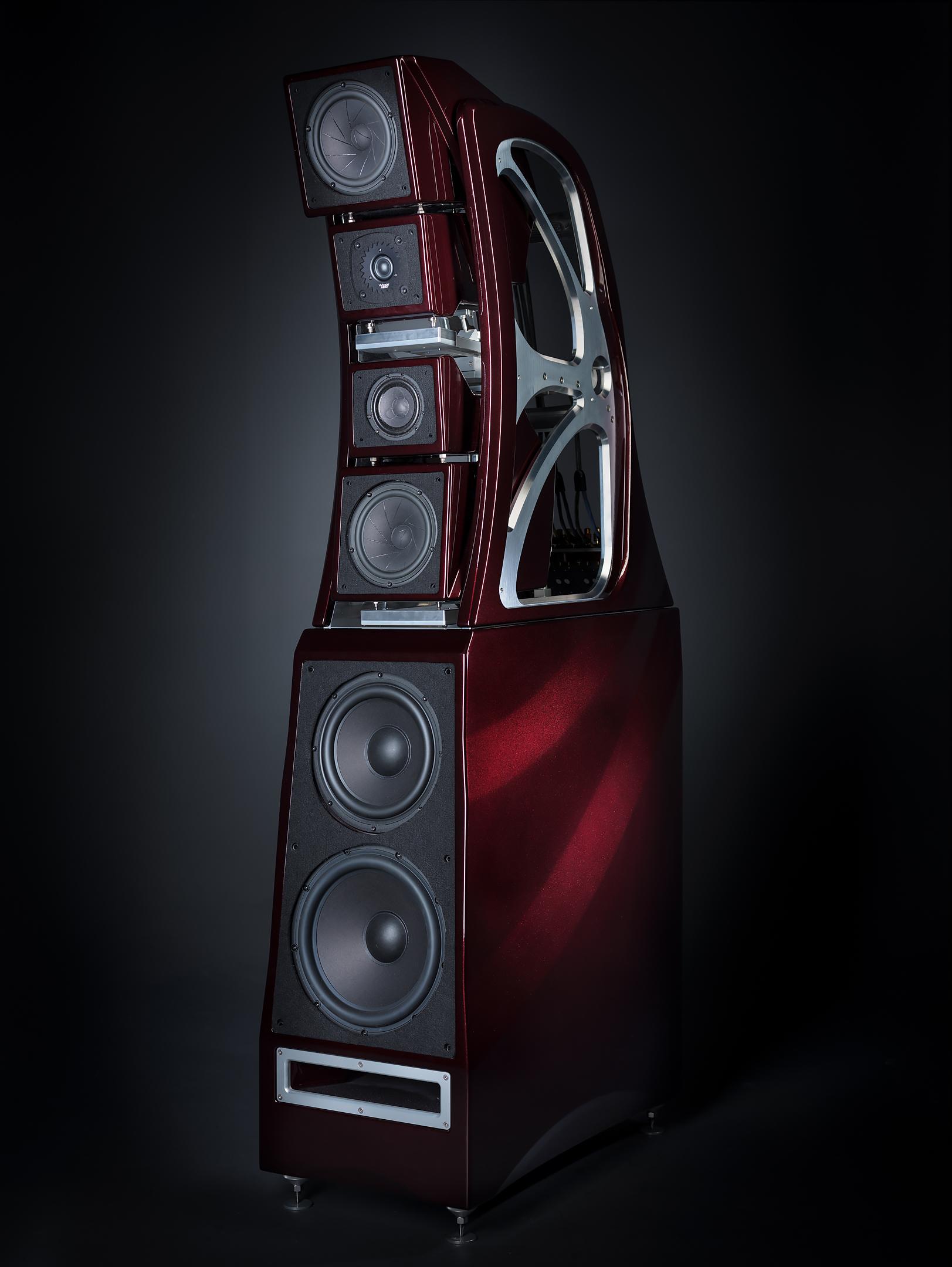 High End Lautsprecher Audio Wilson Chronosonic XVX