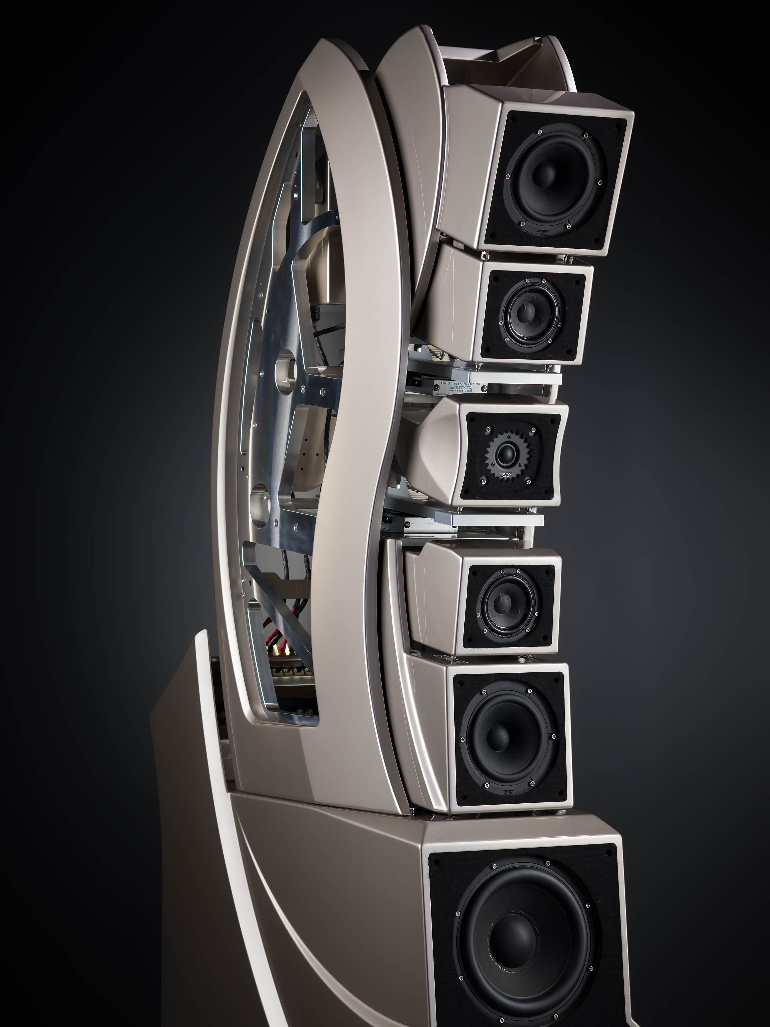 High End Lautsprecher Wilson Audio WAMM Master Chronosonic