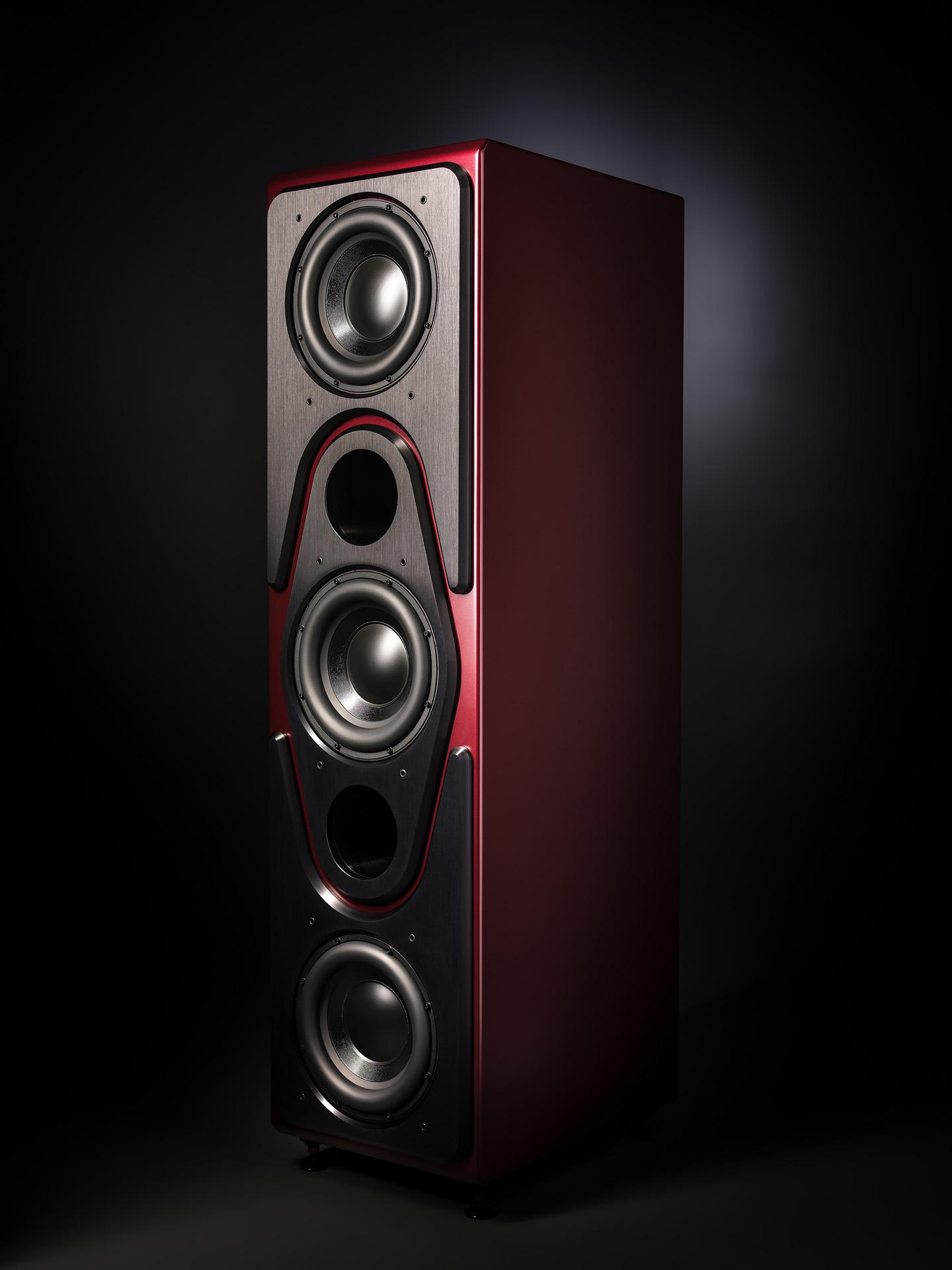 High End Lautsprecher Wilson Audio Subsonic