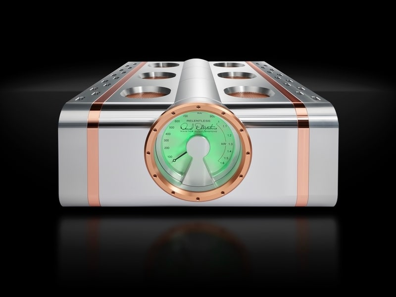 High End Verstärker D'Agostino Relentless Monoblock Amplifier