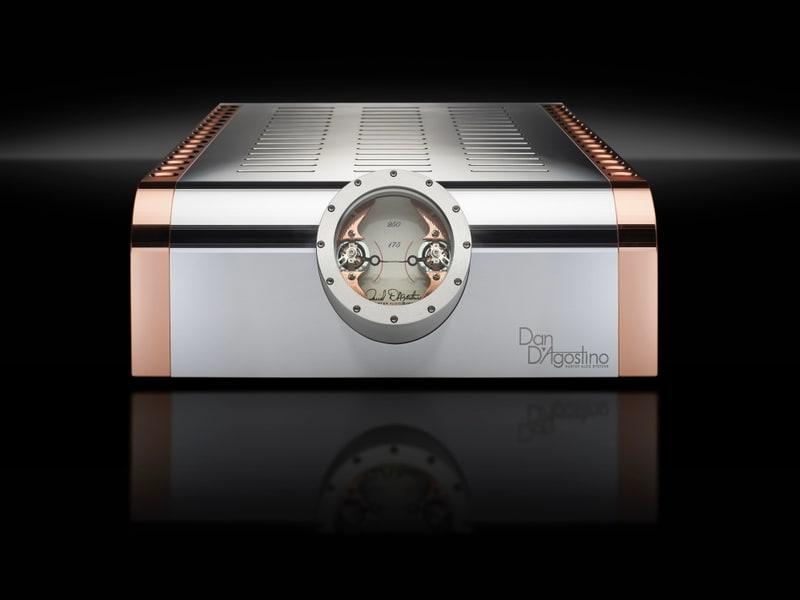 High End Verstärker D'Agostino Momentum S250 Stereo Amplifier