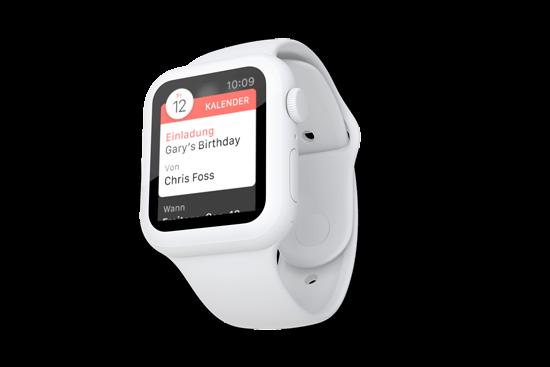 Apple Watch visualisiert mehr Zeit
