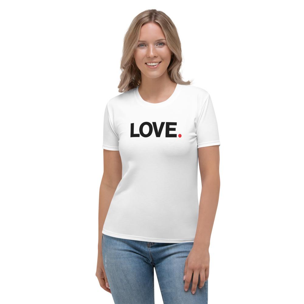 Love. Women's T-shirt