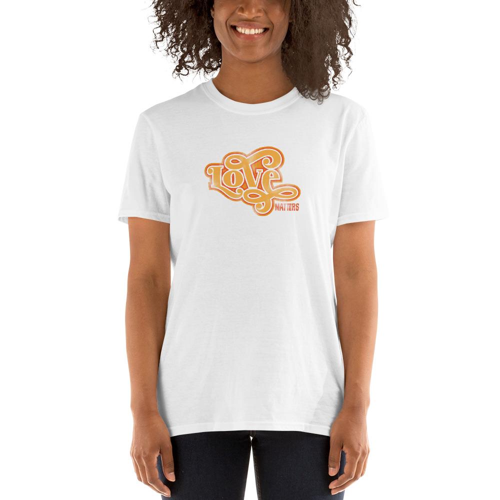 Loveadelic Short-Sleeve Unisex T-Shirt