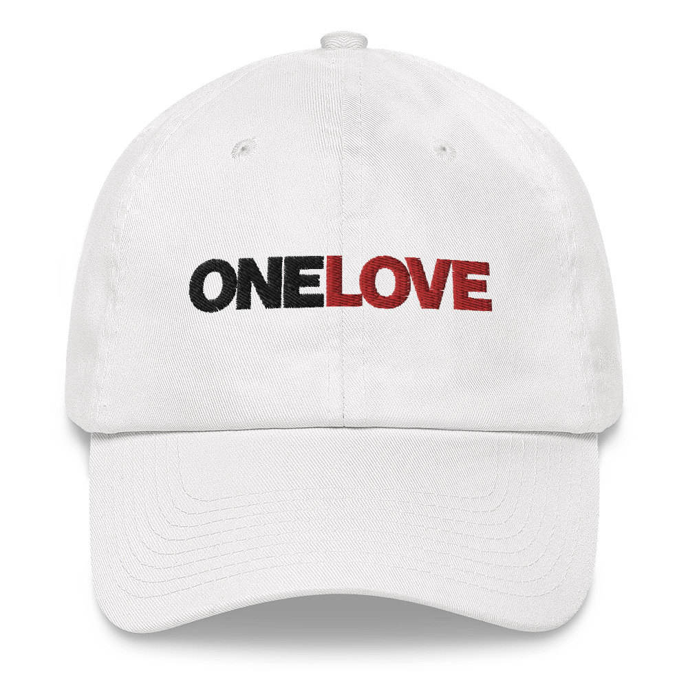 """Dad hats aren't just for dads. This one's got a low profile with an adjustable strap and curved visor.  • 100% chino cotton twill • Unstructured, 6-panel, low-profile • 3 ⅛"""" crown • Adjustable strap with antique buckle • Head circumference: 20 ½"""" - 21 ⅝"""""""