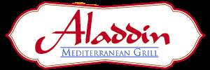 Aladdin Mediterranean Grill Logo