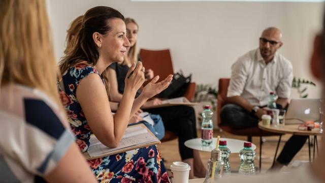 My 2.0 – Cesta k vyšší efektivitě prostřednictvím pozitivní týmové dynamiky