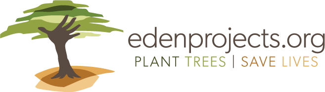 Eden reforestation partner logo