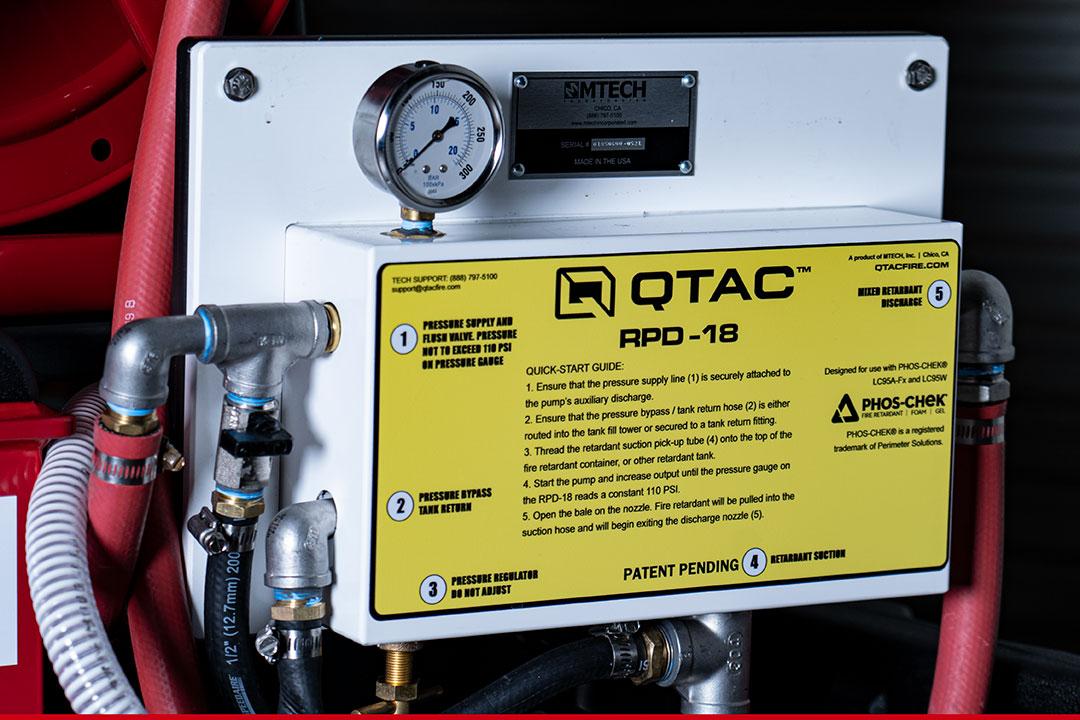 QTAC RPD-18