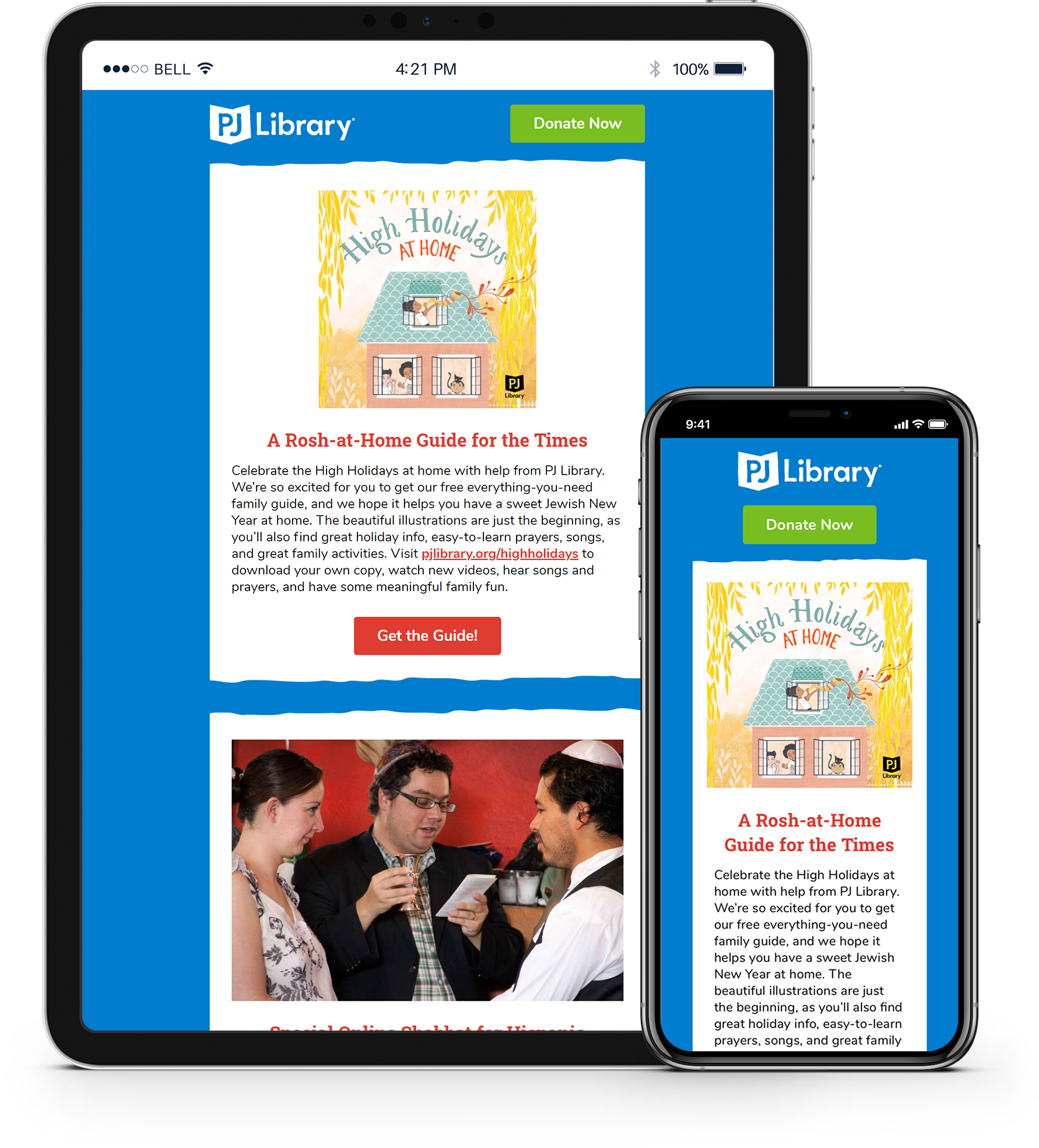 PJ Library Content Newsletter