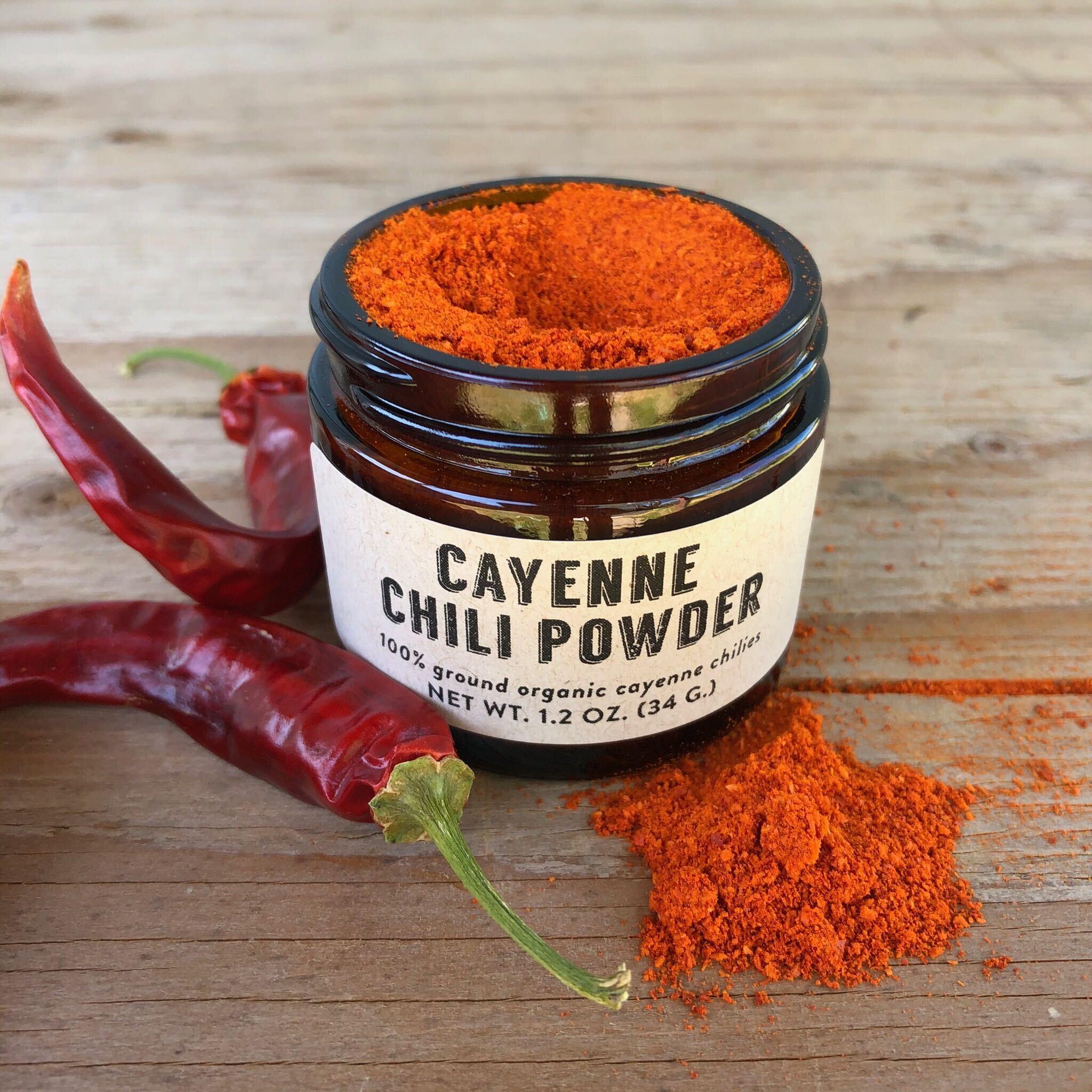 Cayenne Chili Powder