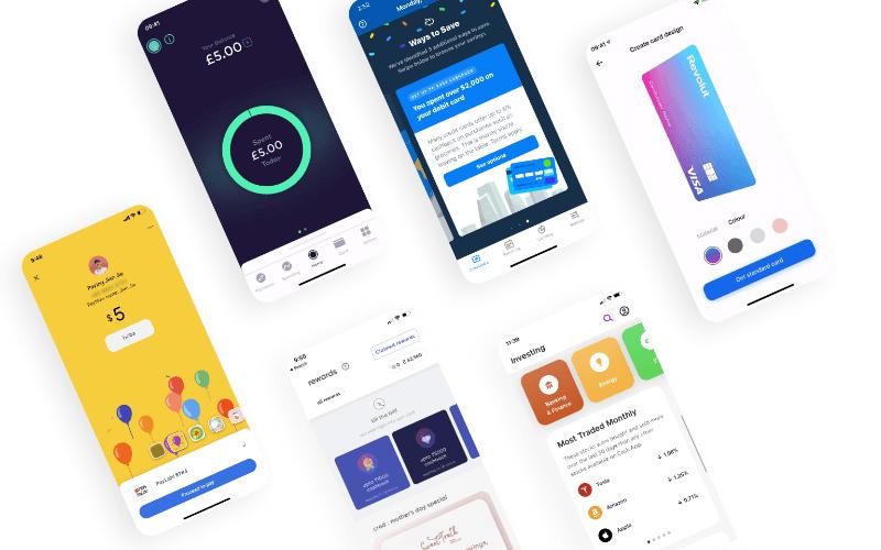 Fintech UI UX Design
