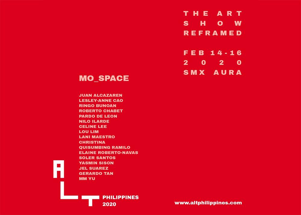 ALT Philippines 2020 | MO_Space