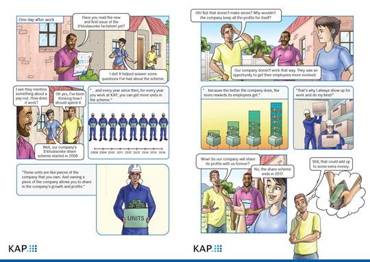 KAP Industrial HR Communication