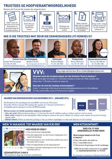 Kumba Iron Ore HR Communication