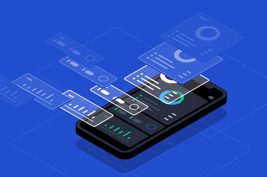 The principles of dark UI design