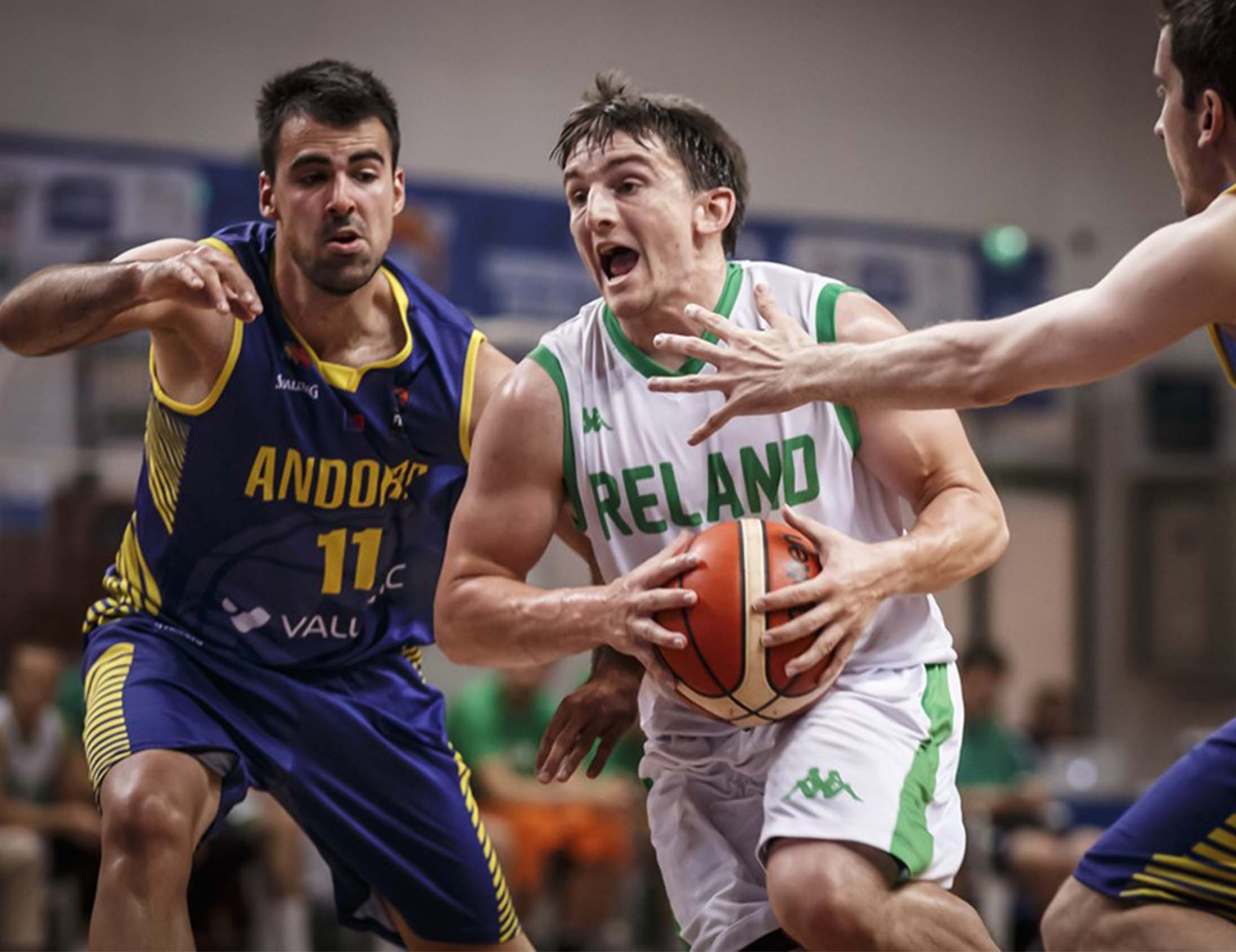 Basketball Ireland gain an edge with Performa Sports