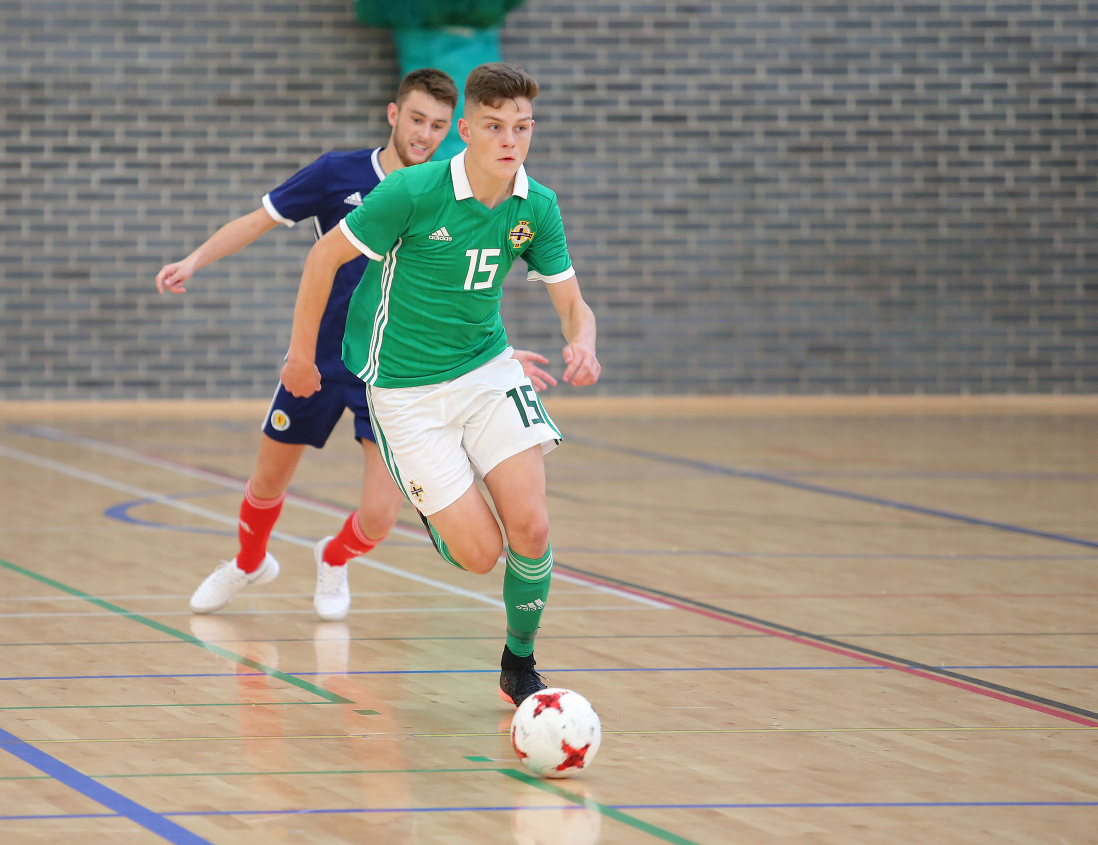 IFA Futsal players gain an edge with Performa Sports