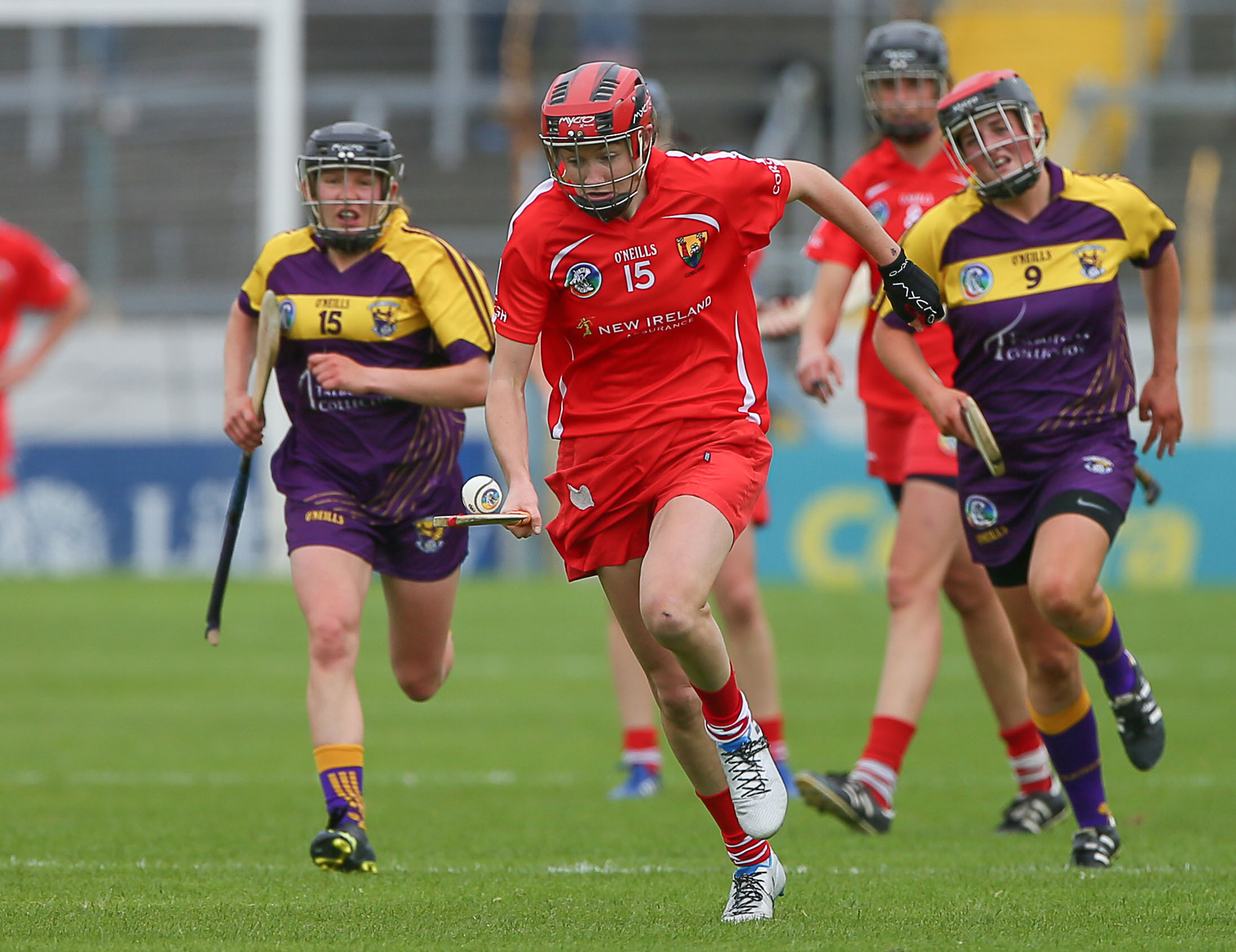 Cork Camogie players gain an edge with Performa Sports