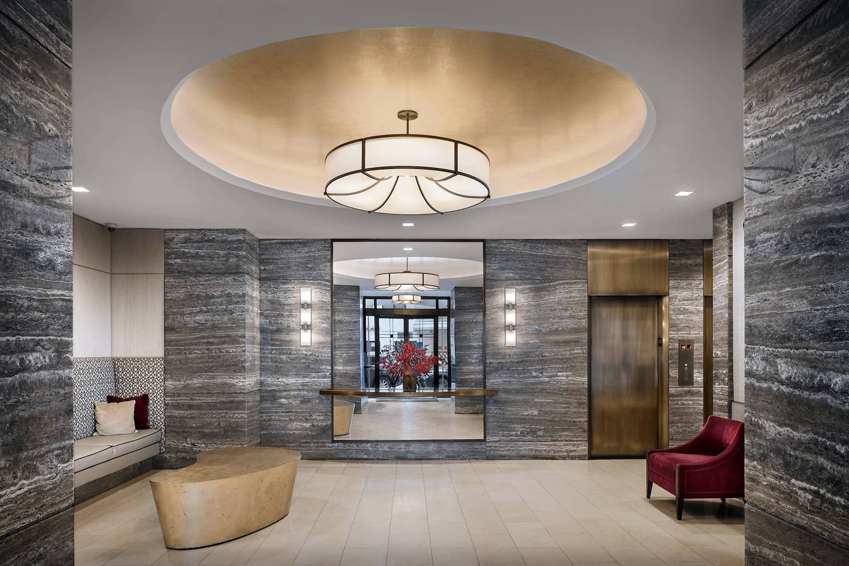 167 East 67th Street Lobby