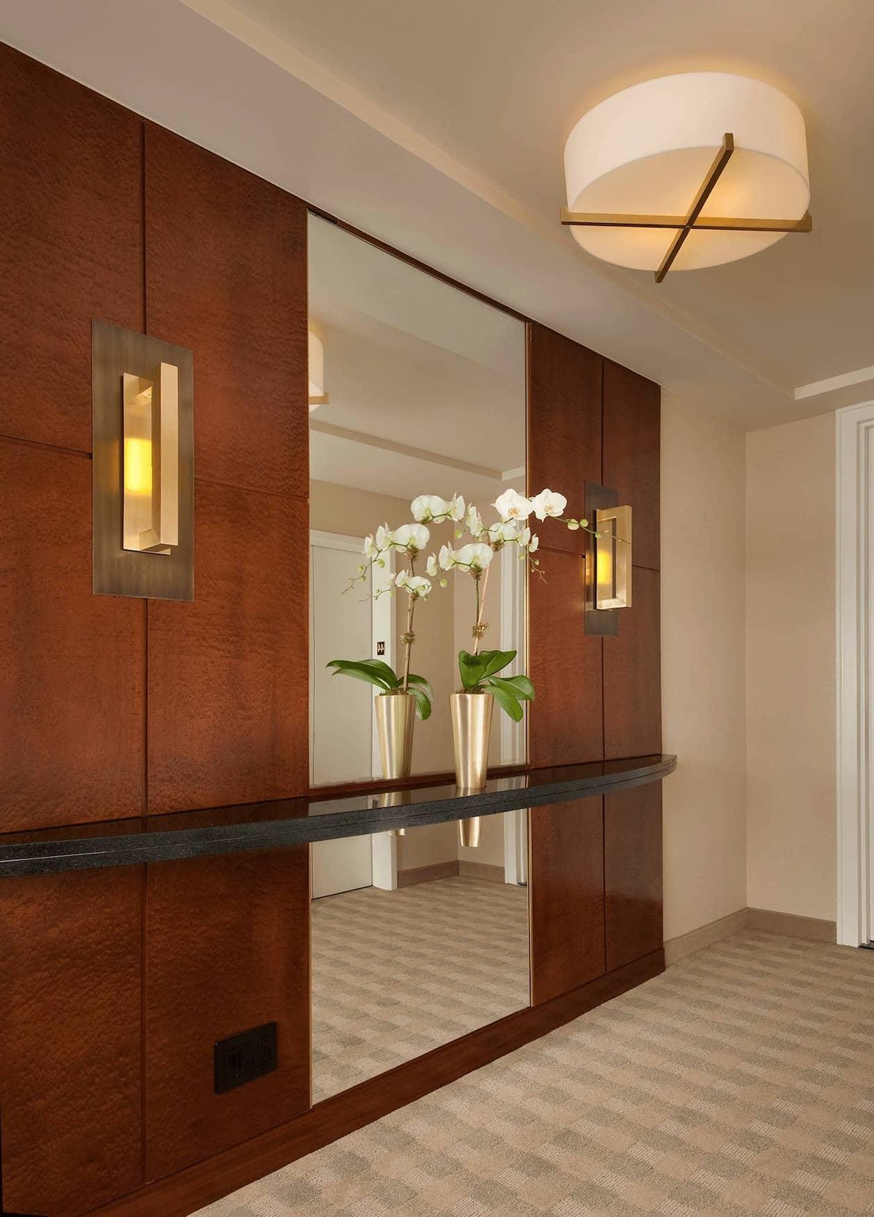 Hallway at Millenium Tower