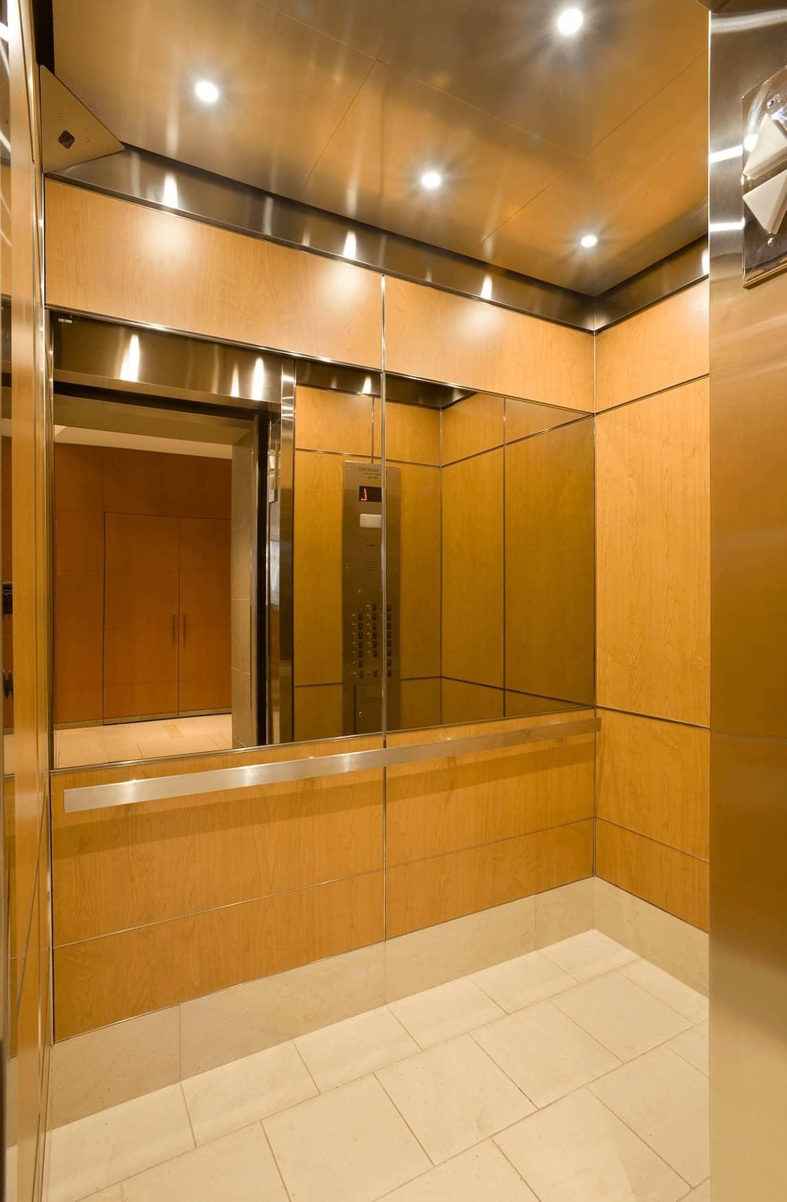 Elevator at 301 East 63rd Street