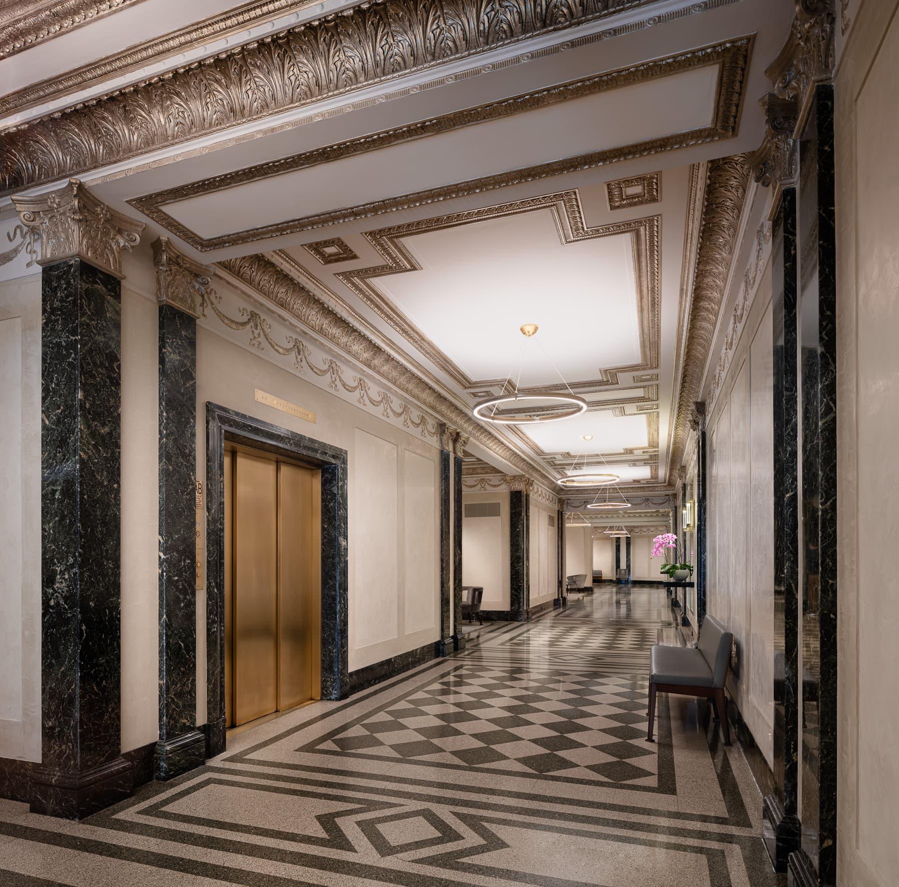 983 Park Avenue Lobby