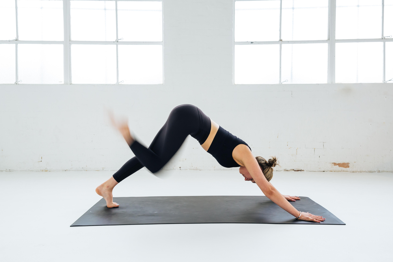 Photographs for Melbourne-based yoga instructor, Tayla Byrne.