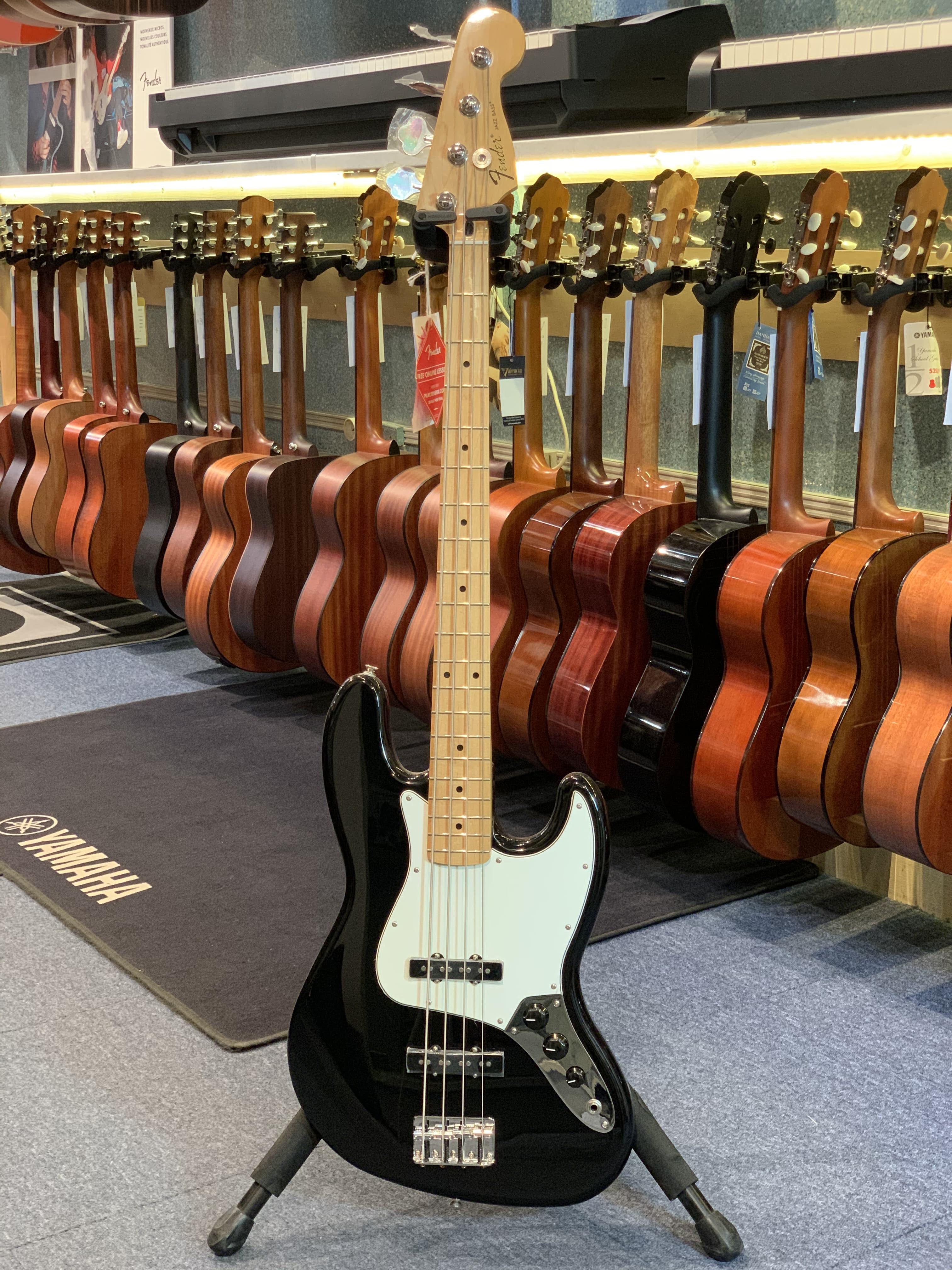 Fender JazzBass Mexique