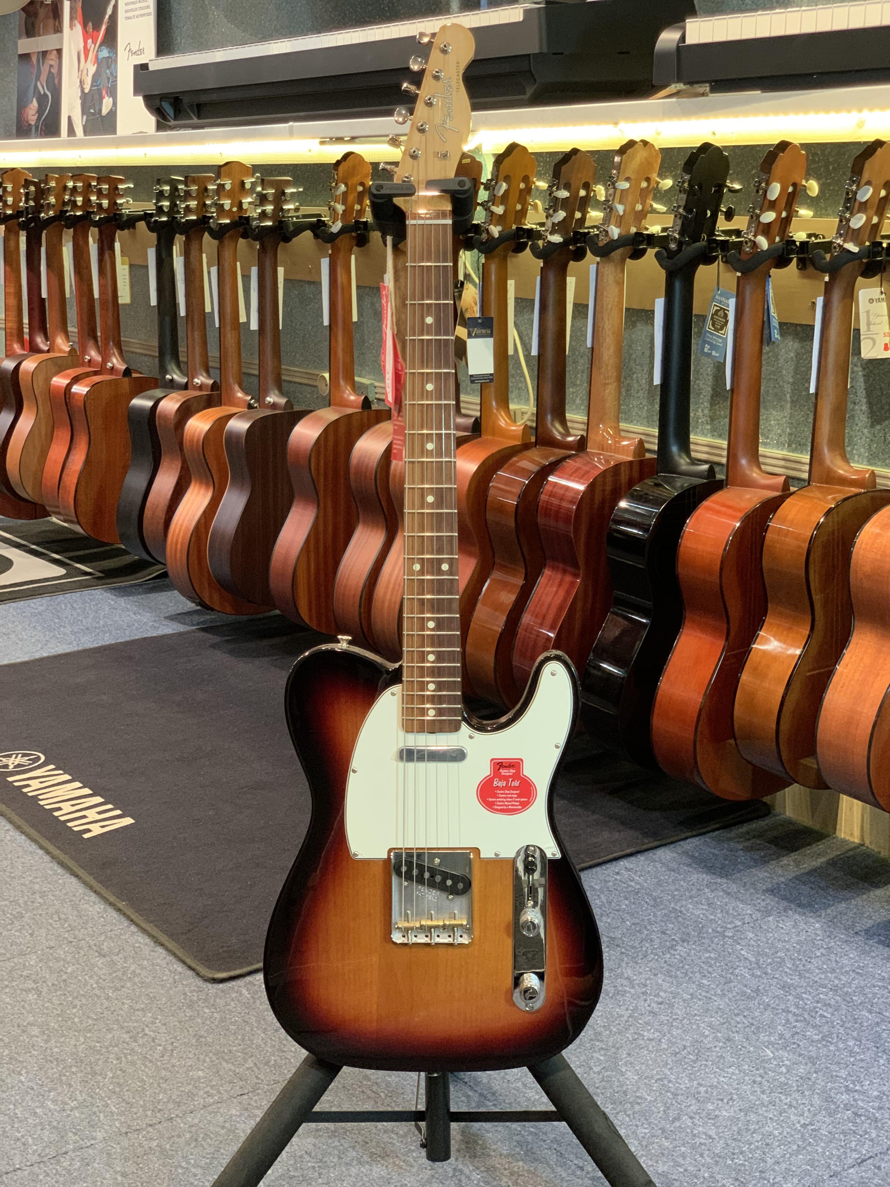 Fender TELECASTER BAJA 60's