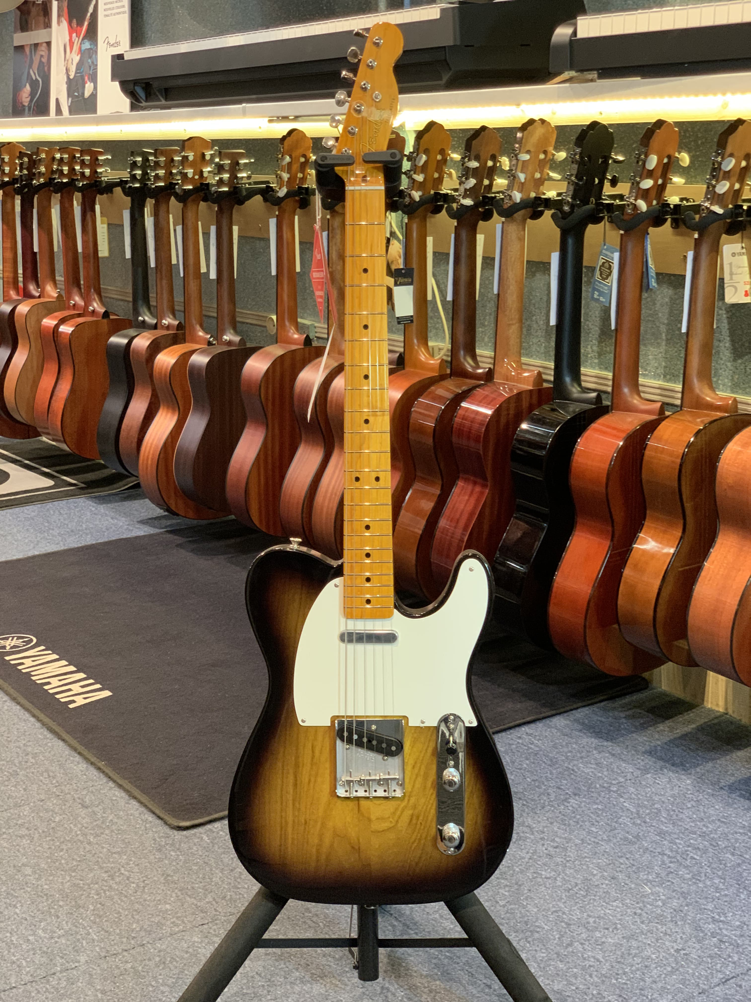 Fender TELECASTER LACQUER 50's