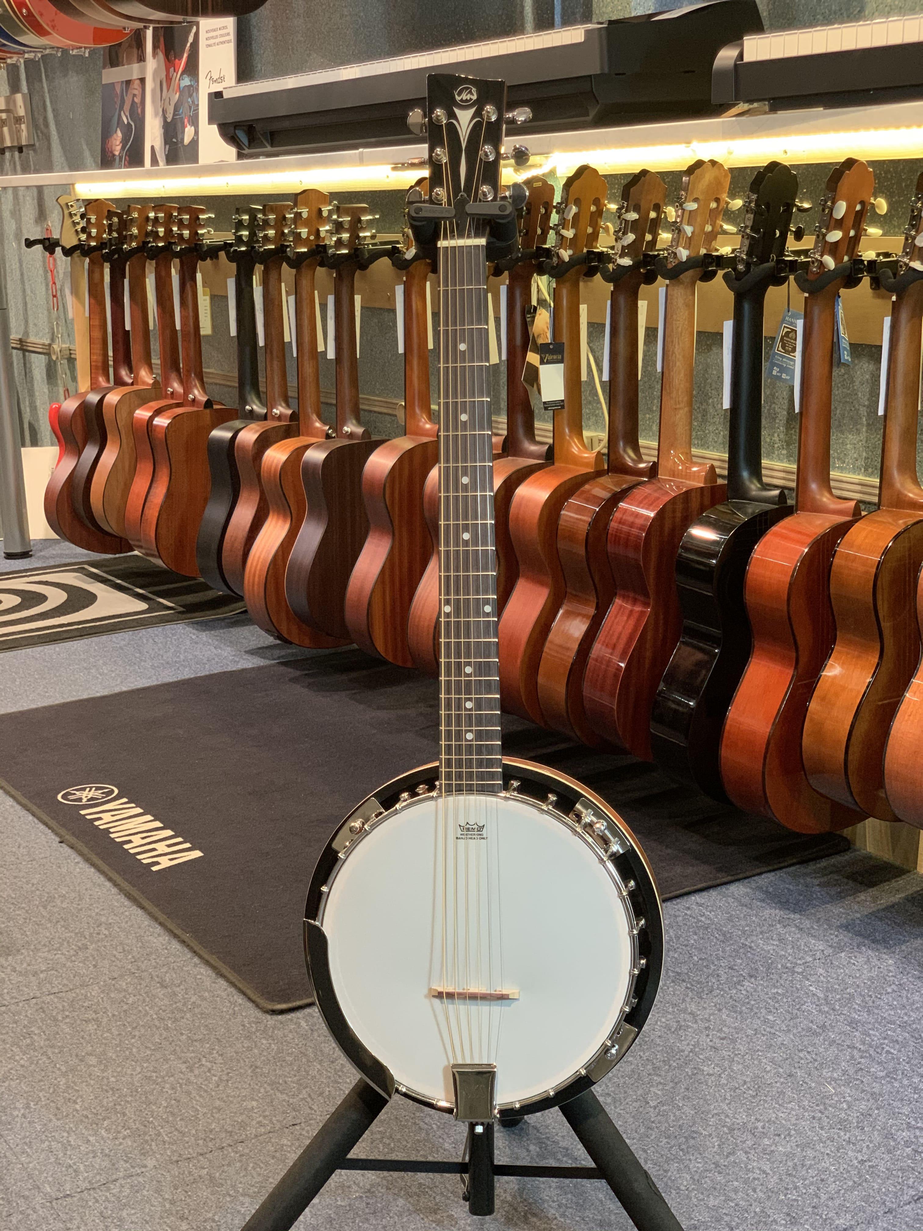 VGS Banjo 6 Cordes