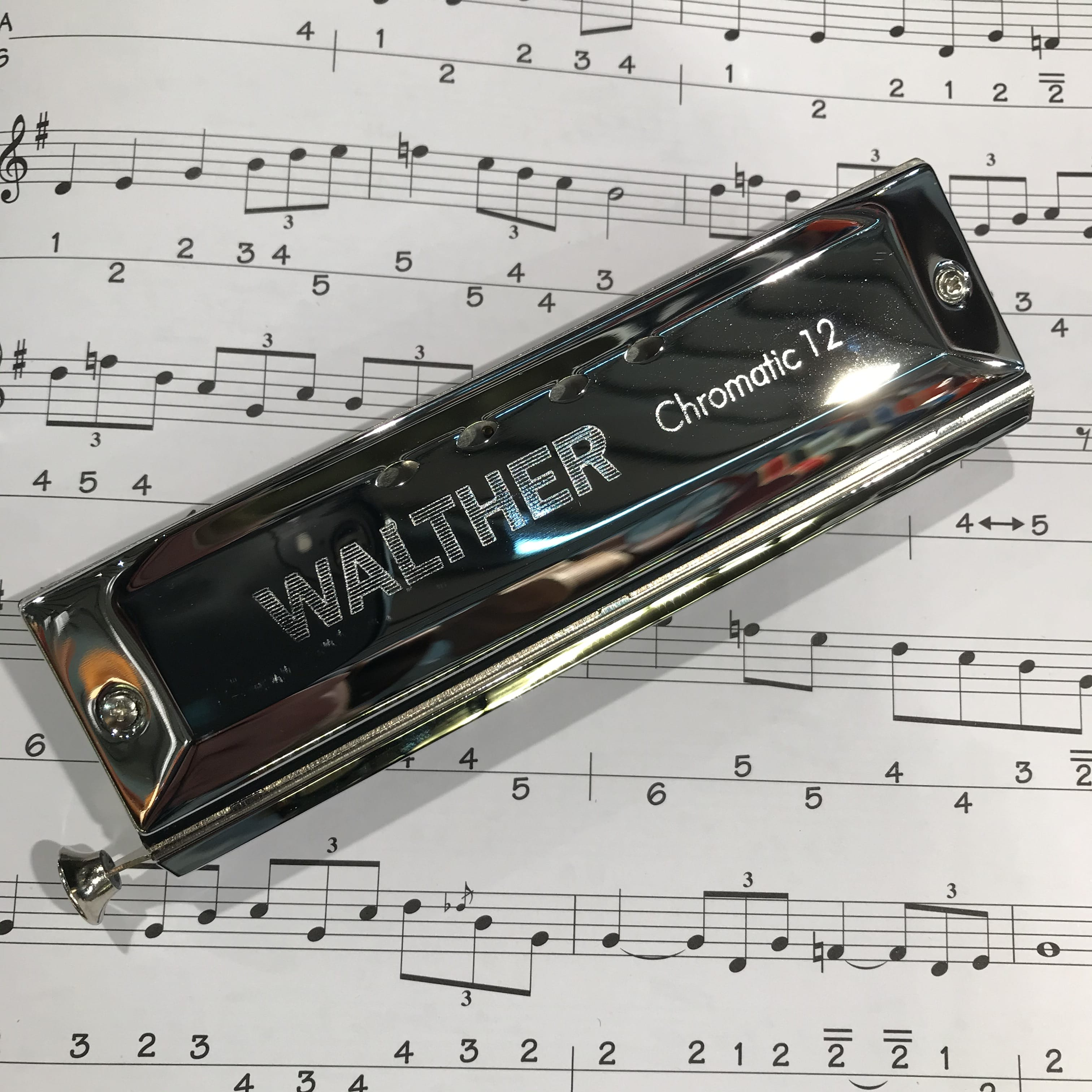 Walther Chromatic 12