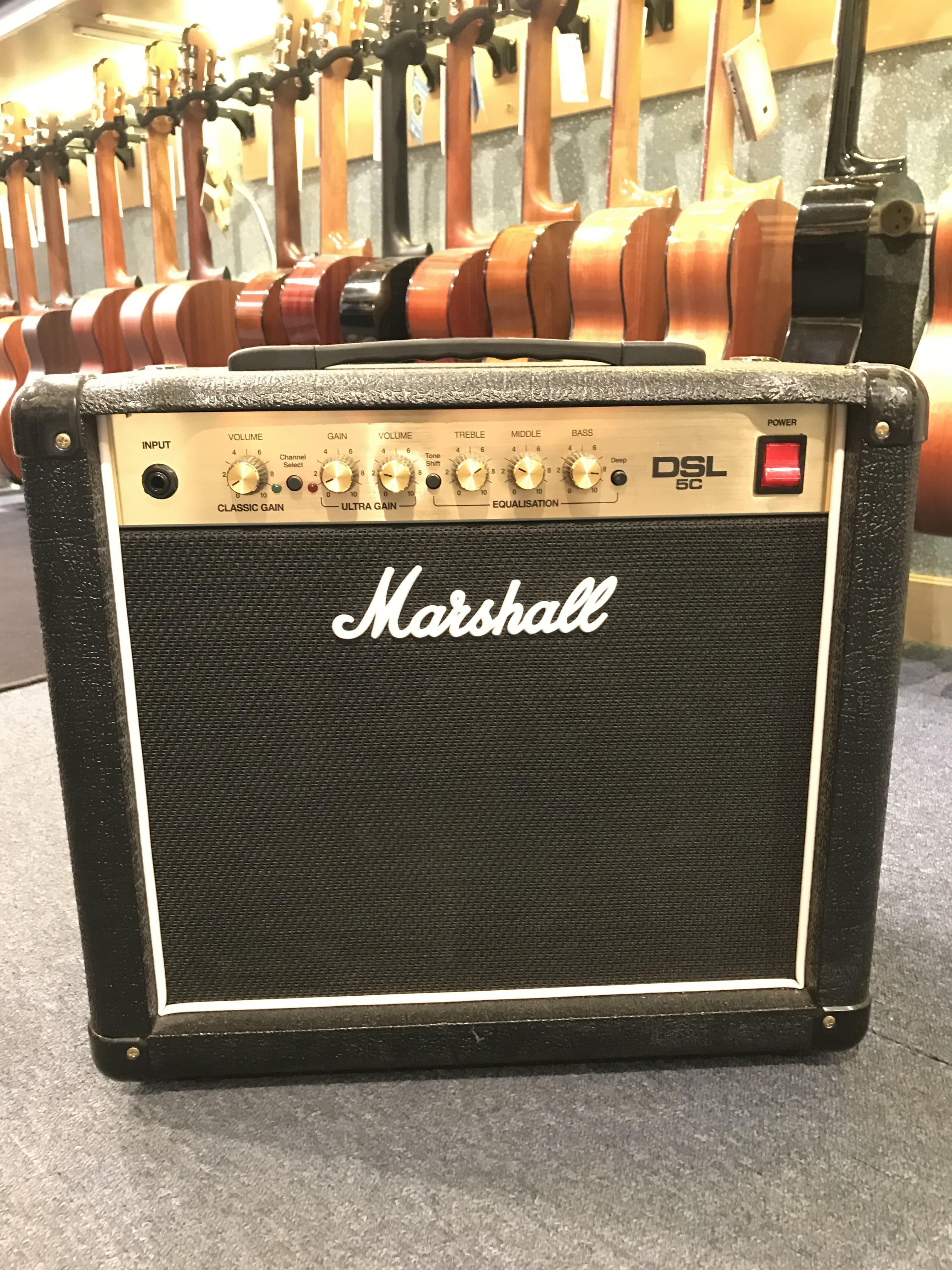Marshall DSL5