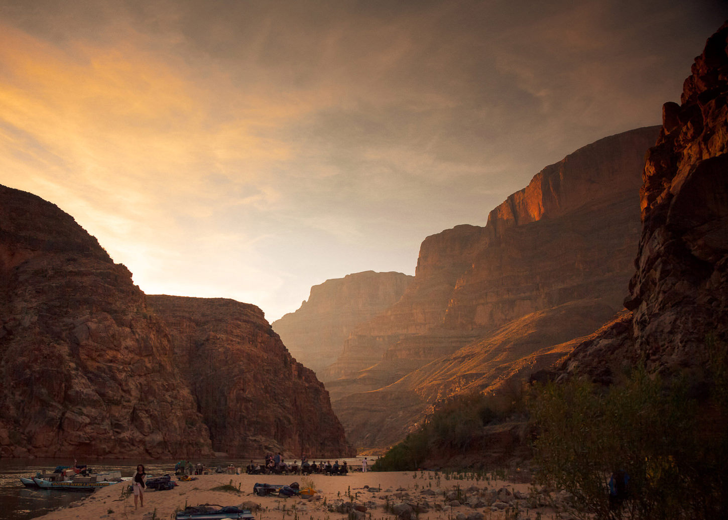 Grand Canyon float trip adventure vacation with Western River outfitters